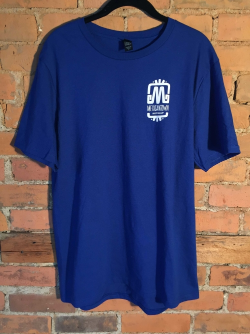 men's-blue-t-shirt
