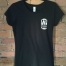 women's-black-t-shirt